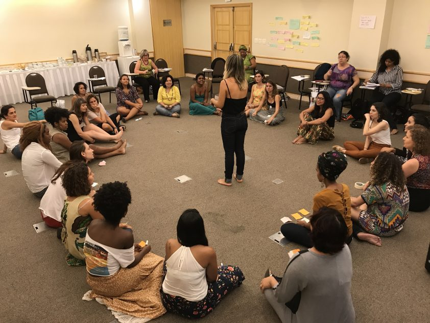 Formação de Facilitadoras: Empoderamento e Promoção da Participação Política das Mulheres