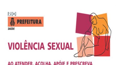 Training health and public security professionals to assist women victims of sexual violence