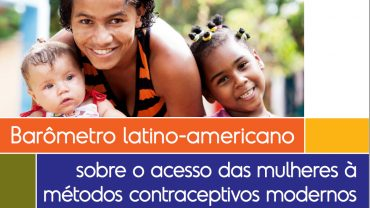 Latin American barometer on women's access to modern contraceptive methods
