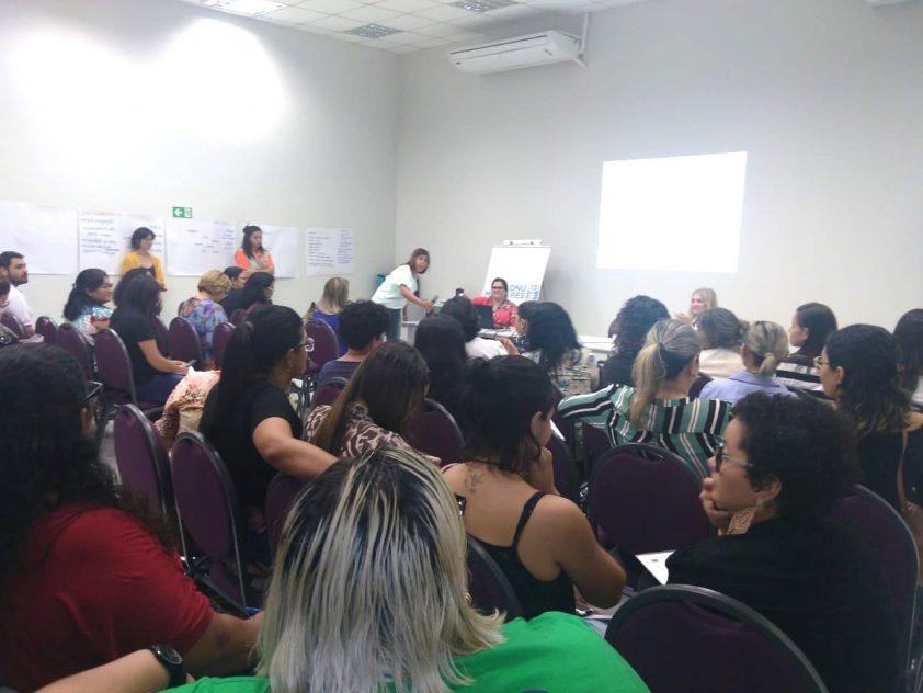 Capacitação para Profissionais para o Atendimento Humanitário a Mulheres em Situação de Violência e Risco Social em Roraima
